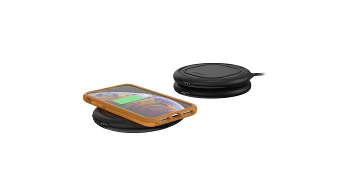 OtterBox Introduces OtterSpot Wireless Charging System