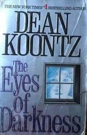 Coronavirus, Dean Koontz, The Eyes Of Darkness