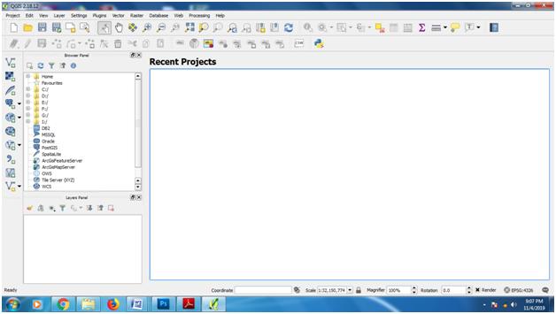 Installing QGIS Software